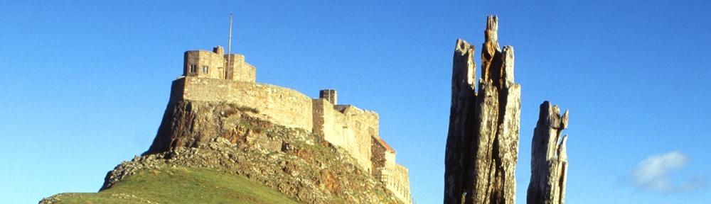 Lindisfarne Castle Header